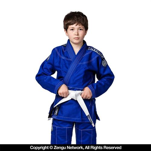Tatami Tatami Blue Children's Jiu Jitsu Gi with Free White Belt